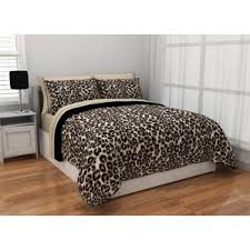 Leopard Print Duvet Animal Print Bedding