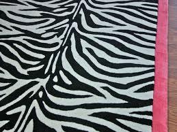 Taupe Zebra Rug Pink Zebra Rug Roselawnlutheran
