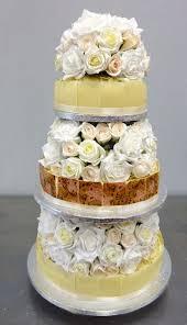 cheesecake wedding cake chocolate cheesecake wedding cake la creme patisserie
