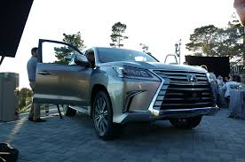 lexus v8 suv for sale live from pebble the 5 best things about the 2016 lexus lx 570