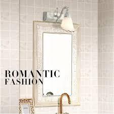 retro bathroom mirrors 16cm ballerina vanity light retro vintage bathroom mirror ls