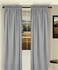 Light Silver Curtains Solid Light Silver Gray Colored Window Curtain Available In
