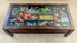glass top display coffee table coffee table display coffee table glass top plans for casedisplay