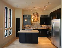 Lighting In Kitchen Ideas Impressive Led Track Lighting Kits Decorating Ideas Images In