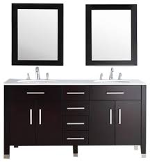 Sink With Double Faucet Warren 72