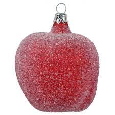 fruit vegetable ornaments