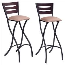 furniture leather bar stool chairs kitchen table with stools