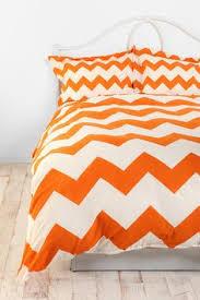 Chevron Bedding For Girls by Orange Duvet Cover Set Corduroy Bedding Duvet Covers Pinterest