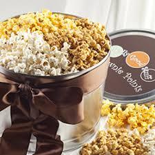 Popcorn Baskets Browniepointsinc Com Gourmet Brownies Gourmet Popcorn
