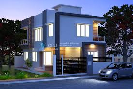 3d Home Design Images Of Double Story Building Gorgeous Two Storey Bungalow Design Design Architecture And Art