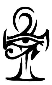 the 25 best egyptian eye ideas on pinterest horus tattoo eye