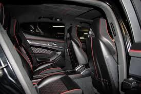 Porsche Panamera Red Interior - 480hp porsche panamera by anderson germany