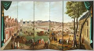 bureau de poste versailles exhibition at the met illustrates what visitors encountered at the