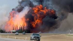 Canada Wildfires by Canada U0027s Wildfire Explodes In Size Could Last Months Fox News Video