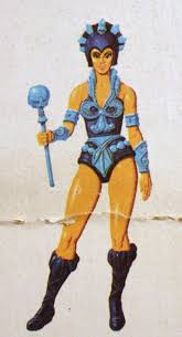 Teela And Evil Lyn - evil lyn evil warrior goddess 1983 battle ram