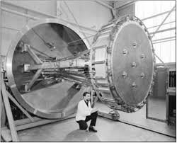 history of electric propulsion at nasa glenn research center 1956