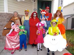 Toadette Halloween Costume Krazy Kingdom October 2012