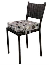 Booster Seat Dining Chair Kaboost Booster Seat For Dining Chocolate Goes Under The Chair