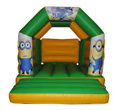 11 x 15ft minions bouncy castle jv bouncy castle hire