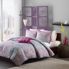 Pink And Grey Comforter Set Shop Mizone Keisha Grey Comforter Sets The Home Decorating Company