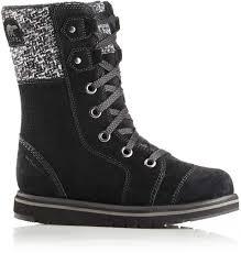 s boots lace sorel rylee lace casual black s shoes 136144173 76 87