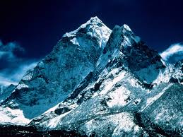 Mt Everest Map Mt Everest Lessons Tes Teach