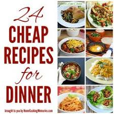 Cheap Easy Dinner Ideas For 2 23 Cheap Recipes For Dinner Recipes For Dinner Will Have And Cream