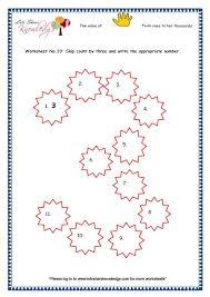 grade 3 maths worksheets 5 digit numbers 2 9 skip counting