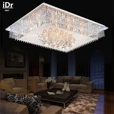 leuchten schlafzimmer großhandel runde kristall licht bunte led le wohnzimmer