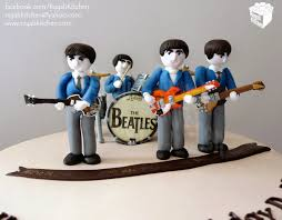 beatles cake toppers beatles cake
