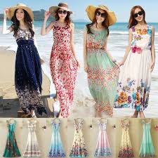 cheap summer dresses women summer dresses style floral print dress stripe