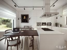 Transitional Kitchen Ideas Kitchen Modern Rustic Kitchen Ideas With Eclectic Art Also