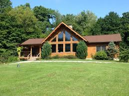 a frame cottage floor plans beautiful log cabin home on 15 acres homeaway louisville