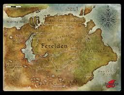 Lightning Strike Map Dragon Age Ferelden Map Fantasy Maps Pinterest Dragon Age