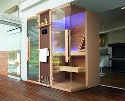 sauna in bagno cuna sauna vita docce e cabine bagno turco livingcorriere