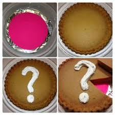 10 great thanksgiving gender reveal ideas pies gender reveal