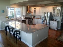 l shaped kitchen islands l shaped kitchen with island for fascinating kitchens 92 pictures