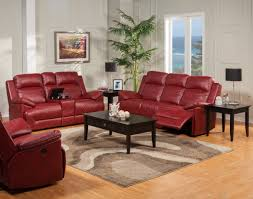 Red Loveseat Cortez New Classic Furniture