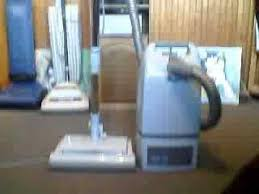 Kenmore Canister Vaccum Kenmore Canister Vacuum 116 2645086 Youtube