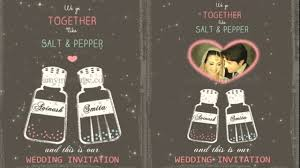 Save The Date Wedding Invitations Wedding Save The Date Video Maker To Create And Make A Video