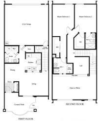 row home plans row house floor plan philippines house plans