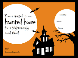 Printable Halloween Card by Halloween Invitation Cards Printable U2013 Festival Collections
