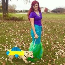 Ariel Mermaid Halloween Costume 25 Flounder Costume Ideas Family Themed