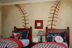 baseball bedroom decorating ideas home