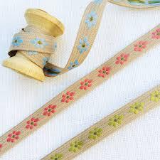 ribbon trim ribbon trim by stitchkits notonthehighstreet
