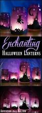 Mason Jar Halloween Lantern Enchanting Halloween Lanterns