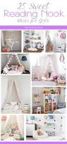 Reading Nook by 25 Sweet Reading Nook Ideas For Girls The Crafting Nook By