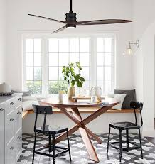 best ceiling fans for kitchens enchanting dining room wall about best 10 kitchen ceiling fans ideas