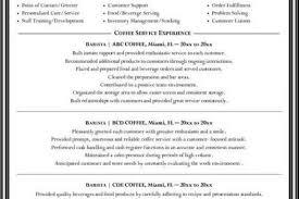 Barista Job Description Resume by Rigger Job Description For Resume Reentrycorps