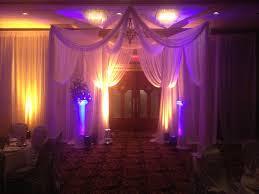 Wedding Entrance Backdrop 290 Best Draping Images On Pinterest Wedding Backdrops